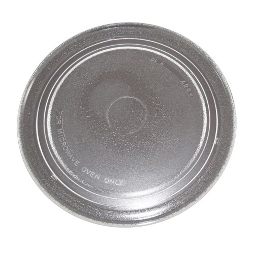 Microwave Glass Turntable 272mm Flat Fits Daewoo and Frigidaire Universal