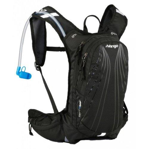 Vango Swift H20 Hydration Rucksack - 10 Litre Black
