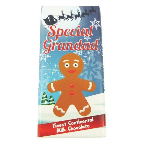 Christmas Chocolate Bar - Special Grandad