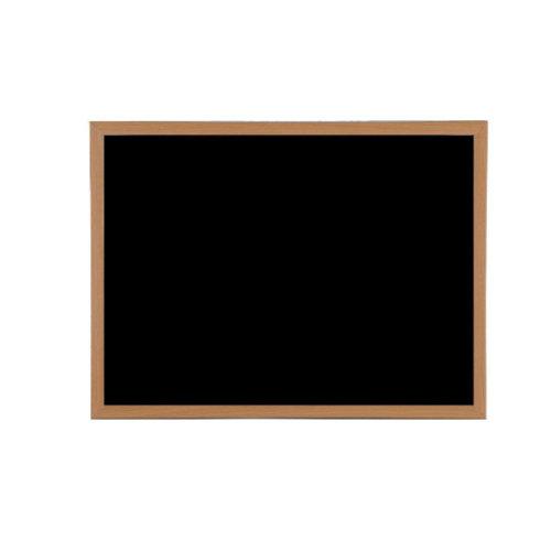 Premium 90x60cm Heavy Duty Magnetic Blackboard with Wooden Frame