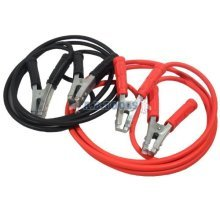600a Jump Leads / Booster Cables 3m Cable Te0042 - Toolzone 600amp Zip Case 36m -  toolzone 600amp jump leads zip case booster 36m 12ft length