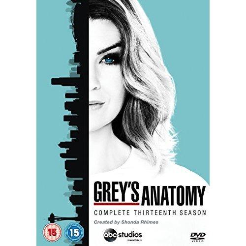 Greys Anatomy - Season 13 [DVD] [DVD]