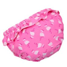 Baby Toddler Reusable Swim Diaper Adjustable Absorbent Fits Diapers, A10