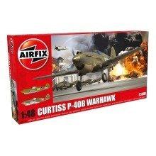 Air05130 - Airfix Series 5 - 1:48 - Curtiss P-40b Warhawk