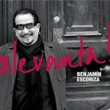 Benjamin Escoriza - Alevanta! [CD]