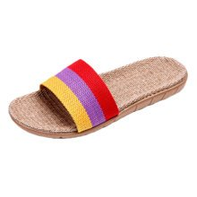 Ladies House Slippers Casual Slipper Indoor & outdoor Anti-Slip Shoes NO.07