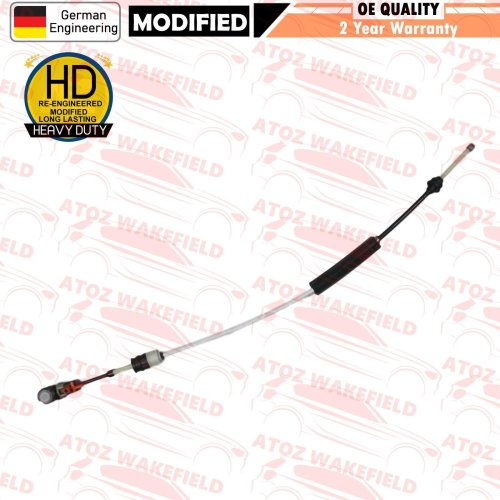 FOR CITROEN C5 PEUGEOT 407 GEAR LINKAGE CONTROL CABLE 2444CJ 2444.CJ OE QUALITY