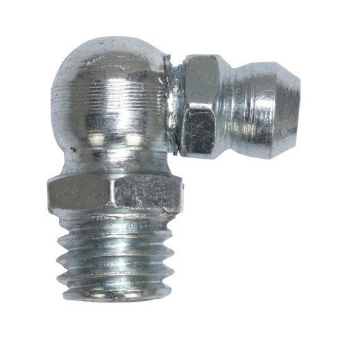 """Sealey GNI13 Grease Nipple 90° 1/4""""BSP Gas Pack of 25"""