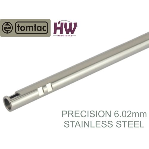 Airsoft Precision Inner Barrel 6.02 Stainless Steel Tight Bore 247Mm Tomtac 6.03