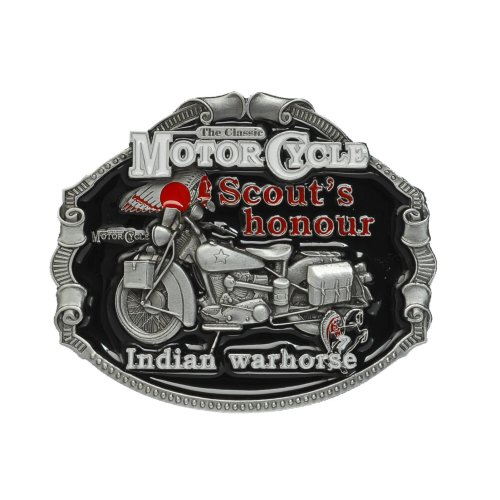 INDIAN MOTORCYCLES Officially Licensed Belt Buckle