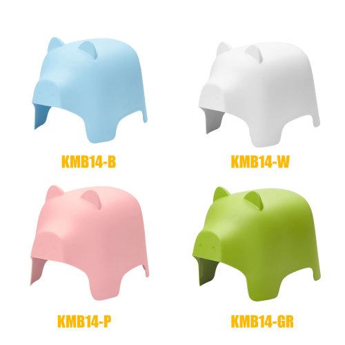SoBuy® Kids Children Plastic Chair Stool Pig Design