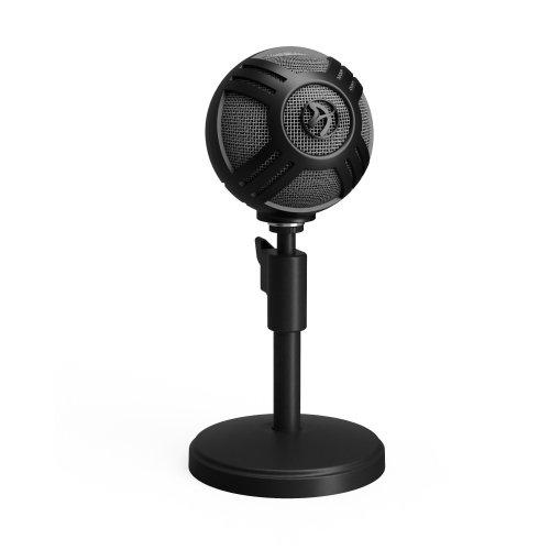 Arozzi Sfera Table microphone Wired Black