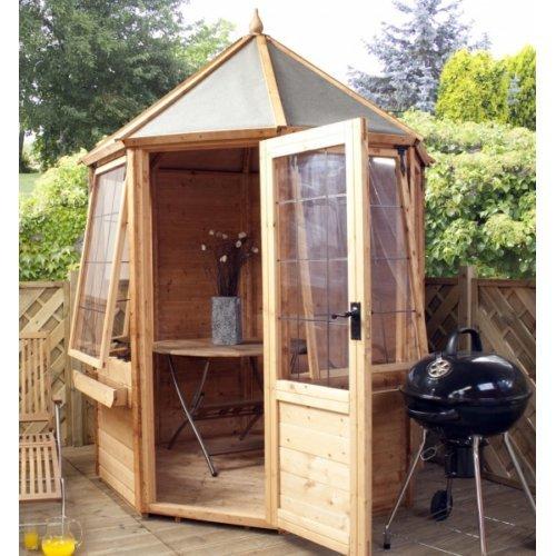 6x6 Octagonal Summerhouse