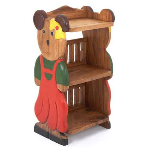 Childs Book Shelf Girl Ted