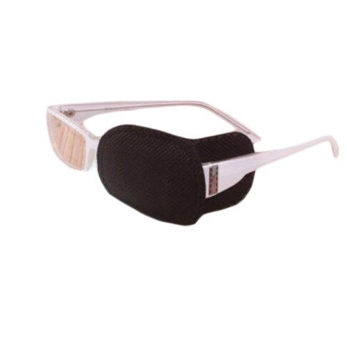 12PCS Amblyopia Eye Mask For Glasses Strabismus Lazy Eye Patches Small-Black