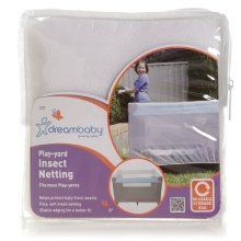Dreambaby Play Yard Insect Netting (in Zip Bag)