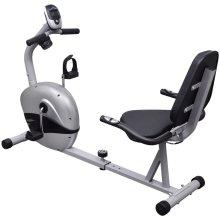 Recumbent Exercise Bike 3 kg Magnetic Flywheel Pulse