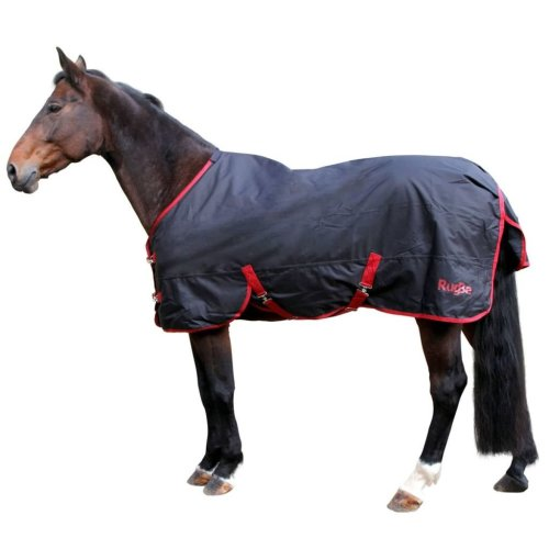 Kerbl Horse Rug RugBe Zero.1 Black 85 cm 328660