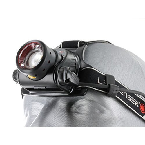 Led Lenser H14R 2 Rechargeable Head Torch in Box