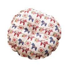 Creative Round Chair Cushion Soft Breathable Chair Mats Household Items,C8