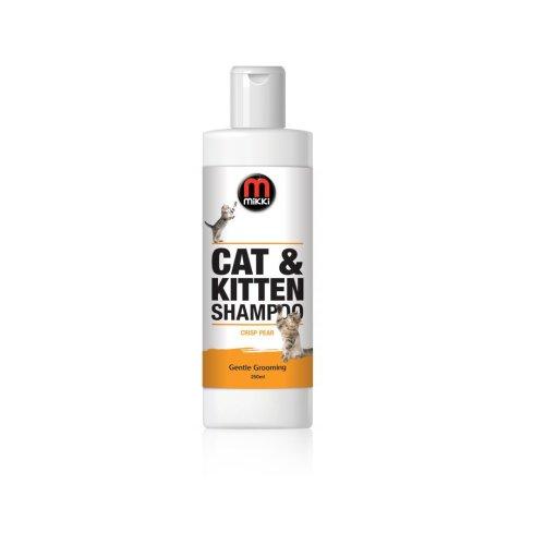 Mikki Cat & Kitten Shampoo 250ml (Pack of 6)