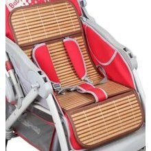 Summer Carts Mats Reusable Stroller Bamboo Mats Liner for Stroller