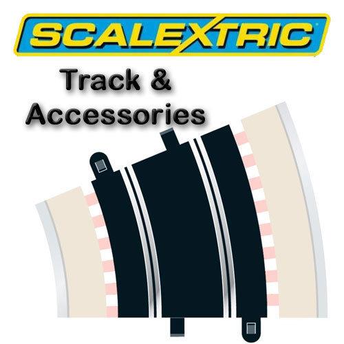 Scalextric Track - Radius 3 Curve 22.5o (2)(C153)