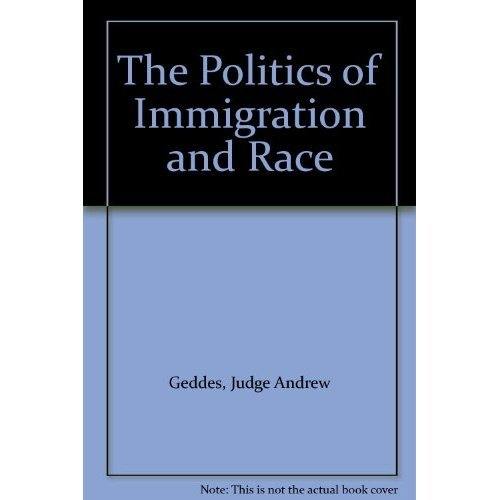 The Politics of Immigration and Race