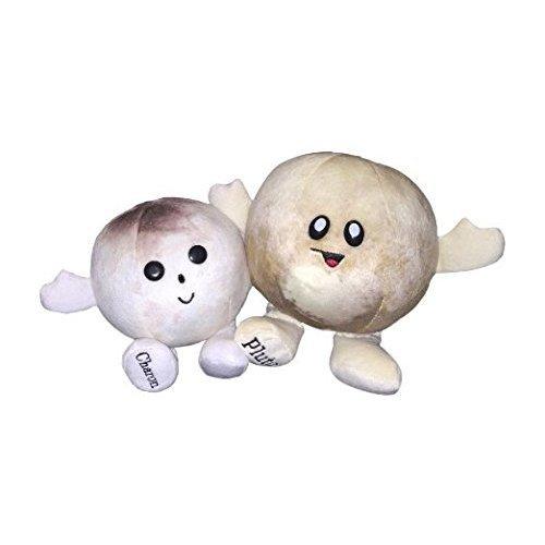 Celestial Buddies Pluto Charon Plush Toy