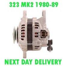 MAZDA 323 MK2 1980 1981 1982 1983 1984 1985 1986 1987 1988 1989 RMFD ALTERNATOR