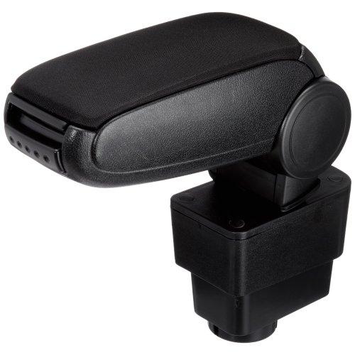 [pro.tec] Armrest Perfekt Fit - Centre Console + inkl. Storage Box - textil cover / black