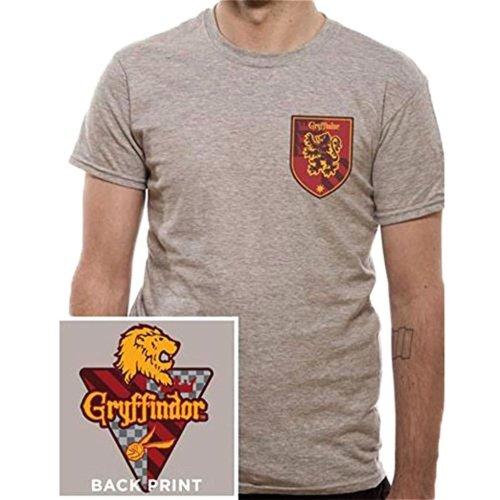 Men's Harry Potter Gryffindor Logo T-Shirt