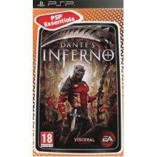 Dantes Inferno Essentials Edition Sony PSP Game