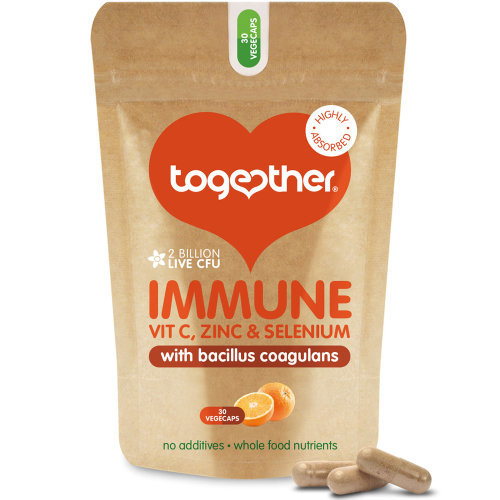 Together  Immune Food Supplement Capsules 30s