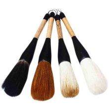 4 PCS Hair Brush Calligraphy Brushes Painting Brush Writing Brush