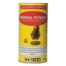 Net-tex Poultry Mineral Powder Probiotics & Seaweed 450g