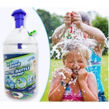 500 X Water Bomb Balloons and Water Pumping Station - Ultimate Summer Fun