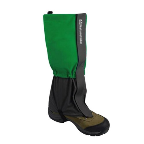 Hiking/Climbing/Camping/Skiing Shoes Gaiter For Adult- L Green