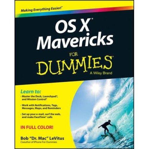 Os X Mavericks for Dummies