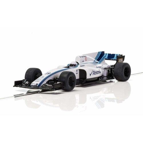 Scalextric C3955 Super Resistant - 2017 Williams F1 F.Massa