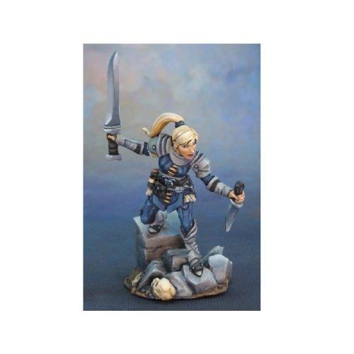 Reaper Dark Heaven Legends 03735 Lanelle, Female Rogue
