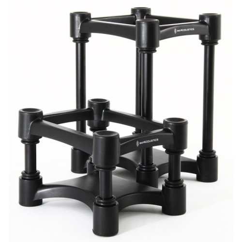 IsoAcoustics ISO-L8R155 Desktop Monitor Stands (Pair)