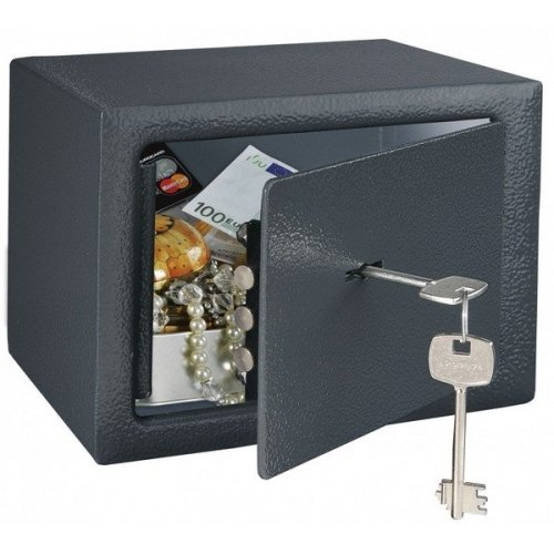 Rottner T05776 Saturn LE Mini Key Locking Safe