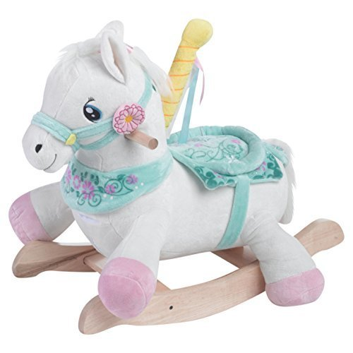 Rockabye Carousel Horse Ride On