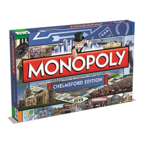Chelmsford Monopoly Game