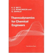 Thermodynamics for Chemical Engineers