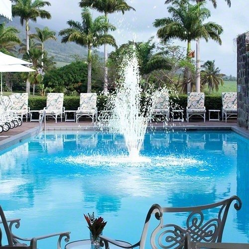 Pool Style 3-Tier Floating Grecian Fountain for Spas and Swimming Pools