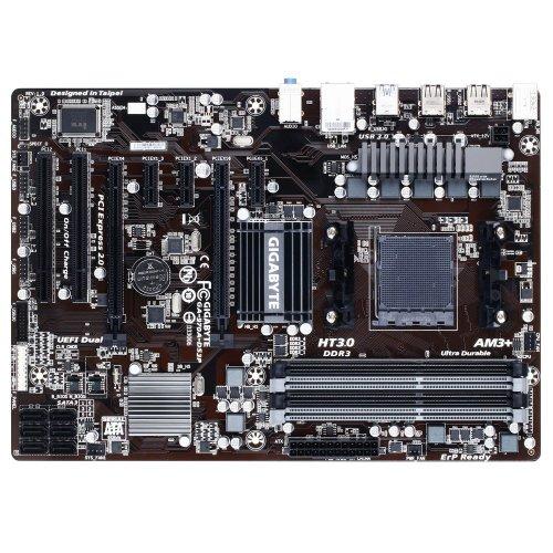 Gigabyte Ga-970a-ds3p North Bridge: AMD 970 | South Bridge: Amd Sb950 Socket Am3+ Atx Motherboard
