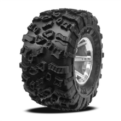 Rock Beast XOR 2.2 Crawler Tire KK (2), No Foam