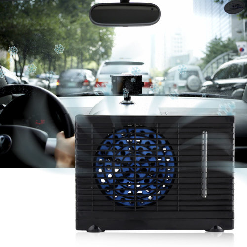 Motor Car Truck  Vehicle Cooler Cooling Fan Water Ice Air Conditioner